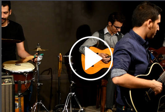 آموزشگاه موسیقی صدای مهرورزان