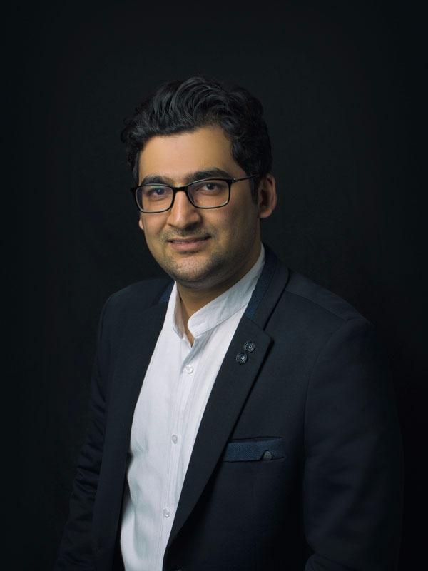 محمد رضا قهاری