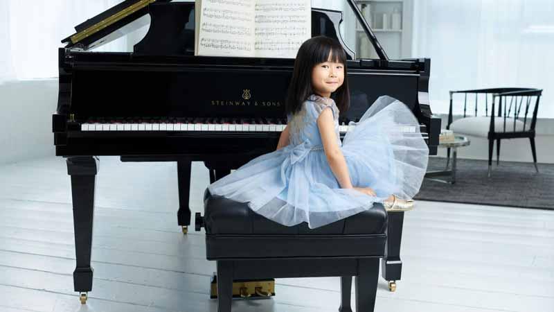 از چه سنی کودکان آماده یادگیری پیانو میشوند؟
