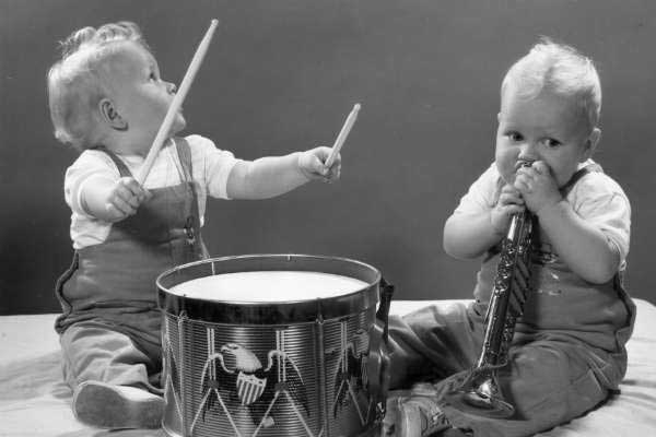 موسیقی چه تاثیری بر نوزادان دارد؟