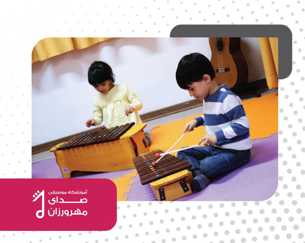موسیقی ارف: از آموزش موسیقی تا افزایش ضریب هوشی