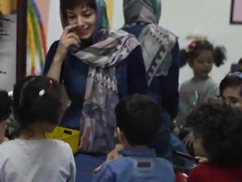 وقتی بچه ها از کلاسشون لذت می برن