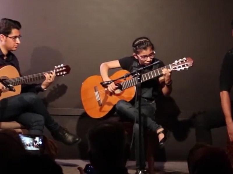 کنسرت گیتار صدای مهرورزان ۳