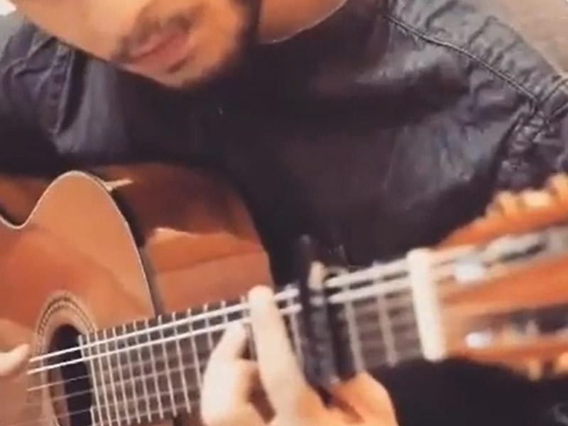 گیتارنوازان نوجوان صدای مهرورزان