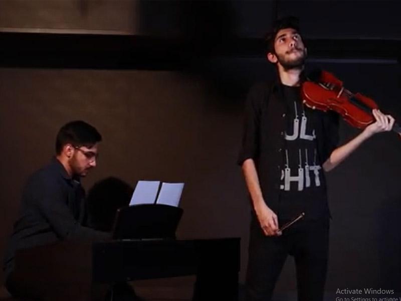 دونوازی ویلن و پیانو