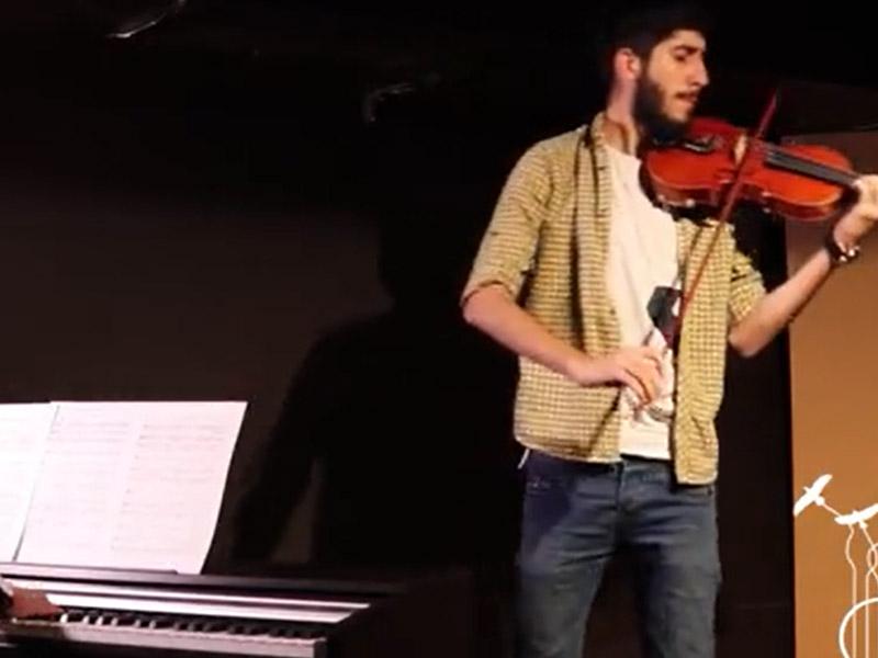 کنسرت دونوازی ویلن و پیانو