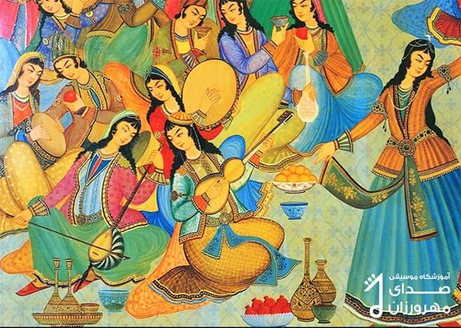 موسیقی سنتی و ایرانی