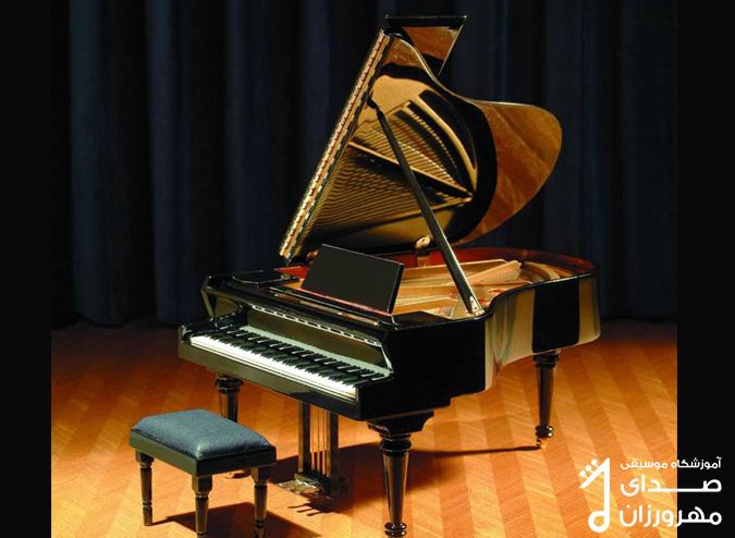 معرفی ساز پیانو